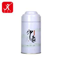Emballage de thé de soudage hermétique ronde en métal Candy Bijoux conteneur de stockage des articles divers de boîtes de conserves de cadeau décoratif