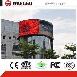 Hoge LEIDEN van de Kleur van de Helderheid Volledige Commercieel Aanplakbord voor Reclame