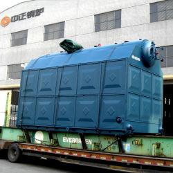 Двойной 4.2MW барабаны угольных промышленных горячей воды котла