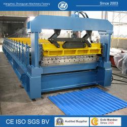 أعلى 10 مصنعون سطح الزجاج جديد نوع كبير مجعد ماكينة صناعة الماكينات بأسعار المصنع، من خلال ماكينة تشكيل المعادن مقاس 988مم ISO9001/CE/SGS/Soncap