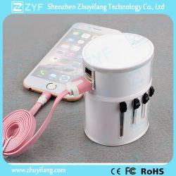 Tudo-em-um 3G sem fio WiFi Adaptador de viagem com saída USB (ZYF9012)