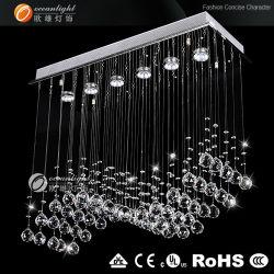 Cristallo lungo di illuminazione interna - lampadari a bracci liberi che illuminano Om711