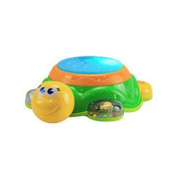 Baby-musikalische Spielzeug B-/Oschildkröte-Spielzeug-Trommel (H0001255)