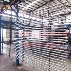 La minería de Hard Rock Drill Integral varillas de acero para Jack Hammer
