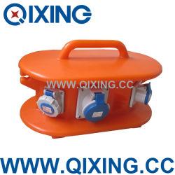 A caixa de Tomada de Energia Móvel Qixing MCB RCCB