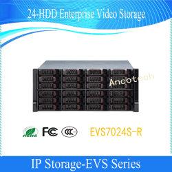 Dahua SAS de stockage IP 24 HDD SATA Enterprise stockage vidéo (EVS7024S-R)