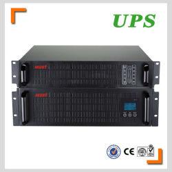 Tension d'entrée 220 V C.A. SNMP/les communications RS232 Rack UPS online