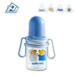 preço de fábrica bocal padrão Mamadeira PC Grau Alimentício mamadeira BPA-Free