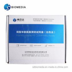 Kit de test rapide de l'homocystéine ivd/ Test Kit/ l'Hcy réactif de test