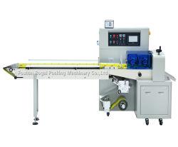 Le débit de film du liage des tranches d'emballage du poisson salé Prix de la machine