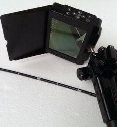 Inspección Industrial boroscopio Cámara con lente de 3.9mm, de 4 vías de articulación, 2m de longitud del cable