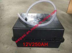 250 Uma caixa de Aterramento da Bateria solar solares subterrâneo à prova de caixa da bateria