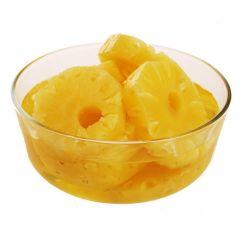 Fette inscatolate dell'ananas, bei pezzi, Tidbits, Pieces in sciroppo
