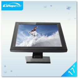 """17"""" широкоформатный ЖК-монитор с сенсорным экраном для POS или ресторан (P72PM)"""