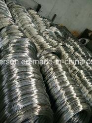 Redessiner le fil galvanisé électrique/redessiner les câbles en acier galvanisé