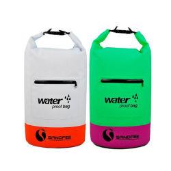 Impermeable al aire libre bolsa seca para el kayak playa, paseos en barco Senderismo