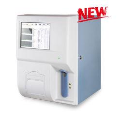 Contec HA3100 Canal double Cheap Portable 3 partie de l'analyseur automatique entièrement automatisé de l'hématologie