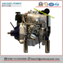 Deutz 2 Cilinder 4 stookt Luchtgekoelde Dieselmotor F2l912 op