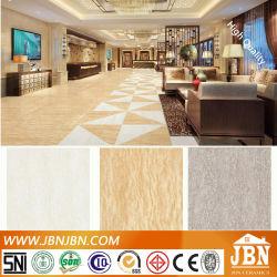 Foshan Jbn fabricante de azulejos de cerámica de Color Blanco Gris Beige Brow Unglazed Baldosa porcelana pulida (J6M19)