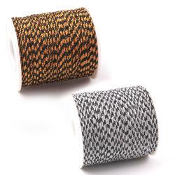 2019熱い販売組合せは織物のコードを着色する