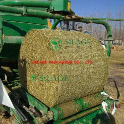 D'enrubannage de balle de foin d'enrubannage ensilage net/ /Enveloppement à filet à balles rondes/ de la paille de l'emballage net pour l'agriculture ou de la ferme