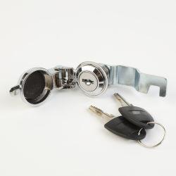 Zink-legering gegoten meubilair Hardware hendel slotcilinder Veiligheid Toolbox Lock, Mechanical Lock, mailbox Lock