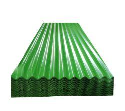Dx51d SGCC CGCC gegalvaniseerd zinkcoating Kleurbeschilderd voorgeschilderd aluminium PPGI Gi Gl PPGL roestvrij staal golfkarton staal Galvalume Blad dakpannen