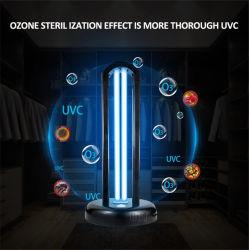 Desinfecção de esterilização UV portátil escola no interior da lâmpada