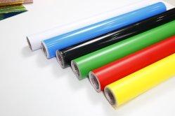 Teléfono móvil el vinilo de impresión UV 80 micras, signo de PVC de publicidad