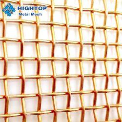 産業フィルター赤い銅スクリーンの金網