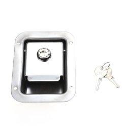 Yh8093 튼튼한 금속 편평한 Keylocking 주거 자물쇠