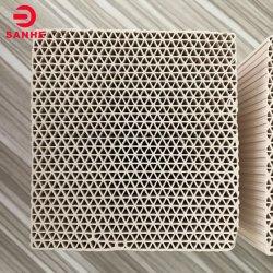 Alimentação de fábrica Zsm-5 Honeycomb peneiro molecular de zeólitos para remover ar Vocs de 100*100*100mm
