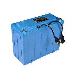 24V 100Ah LiFePO4 Bateria para sistema DC barco RV Home Energia solar A energia do sistema de armazenamento de dados