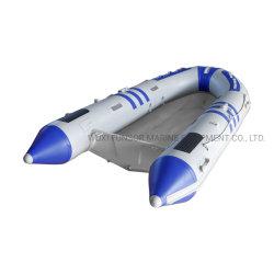 アルウ付きフザー PVC またはハイパーロンチューブアルミニウムリブボート デッキヨット
