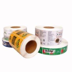 Custom Print UV-bestendig Waterdicht zelfklevende geschenken Crafts Logo Matrijs Vinyl-sticker snijden