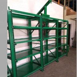 Rack di stoccaggio in alluminio multistrato per impieghi medi per magazzino o industria