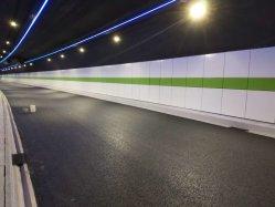Tunnel Wall Fire Retardant-coating