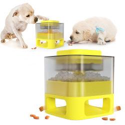 موزع الطعام التلقائي التعليمي وعاء الكلب للحيوانات الأليفة من Cat الكلب