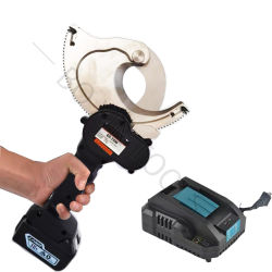 Tagliacavi a cricchetto portatile EC-75m tagliacavi idraulico