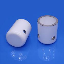95% vidrados cerâmicos Metallizing Alumina para disparar as lacunas das velas de ignição