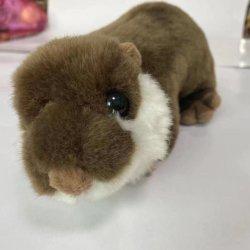 Cheapest Kawaii Animal juguete de felpa suave y hermosa muñeca de felpa felpa de peluche de Hamster Animales de Juguete muñeca hámster hámster Animal Juguetes