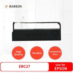 Compatible Epson Erc 27 ERC27 Erc-27 Cartucho de tinta para Epson TM290 290II U295 M-290 160 Tx290 Tx295 160 Pr04 un tóner de impresora HL-2010