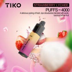 جديد يصل تيكو ملون 10 مل سائل قابل للتفكيك E-Cigarette Pod