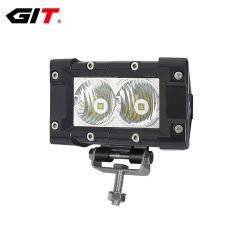 Osram-schijnwerper/spot/combo waterbestendige LED-werklamp op één rij voor Jeep Auto 4x4-truck voor graafmachines op kraan