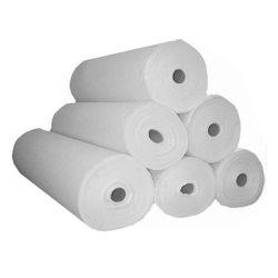 Tejido no tejido y la construcción del edificio Geotextile a corto y largo de fibra de tela