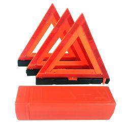 مصنع مثلث ألومنيوم لوح حركة مرور إشارة إنذار [روأد سفتي]