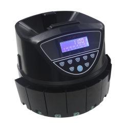PlastikTubes Euro Coin Counter mit Thermal Receipt Printer