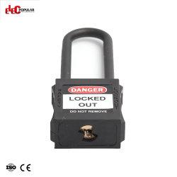 전기 강철 플라스틱 나일론 안전 패드 자물쇠 OEM 만능 열쇠