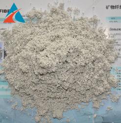 Plaquettes de frein utilisé sépiolite Non-Asbestos Fibre minérale de scories de fibre Fibre fibre de laine de roche
