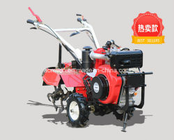 Jardin motoculteur cultivateur agricole Mini cultivateur de l'essence
